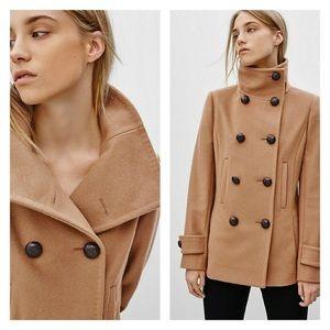 Artizia Babaton Howell Wool/Cashmere Blend Coat